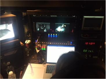 Control Station. Photo Samantha Agnew