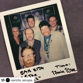 TTA staff team. Photo, sanzita_escape