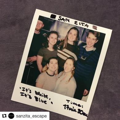 Student team. Photo, sanzita_escape