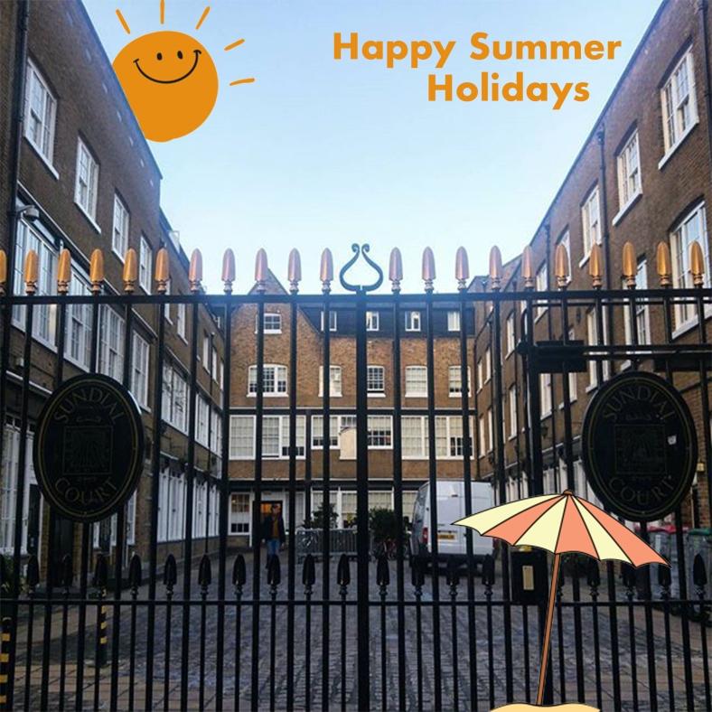 Summer hols