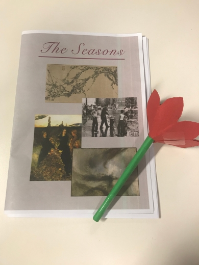 Programme and poppy