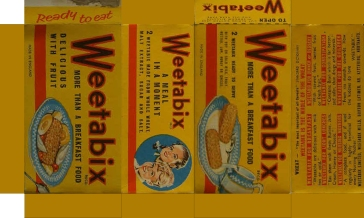 Weetabix Adam