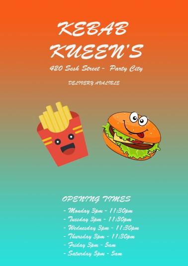 Kebab Kweens poster